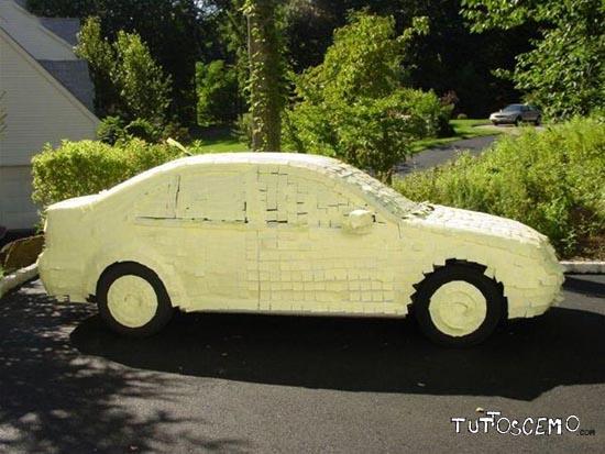 Post_It_Car