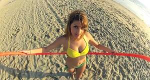 Hula Hoop Cam Girl
