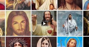 La storia di Gesù su facebook