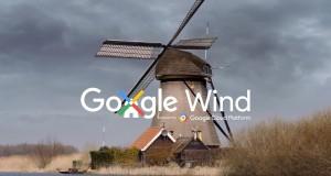 Google adesso produce anche il vento